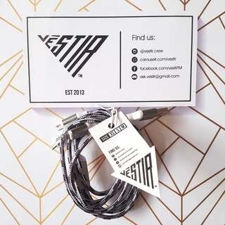 3 in 1 USB Cable (1.2m)