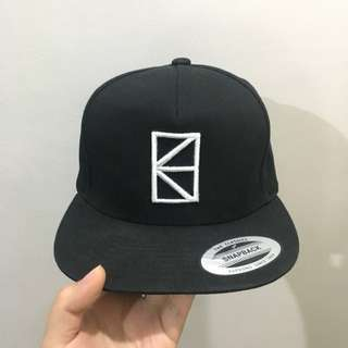 LIMITED EDITION Ki Hong Lee snap back