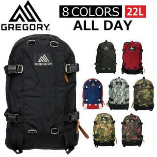 Gregory All Day 22L