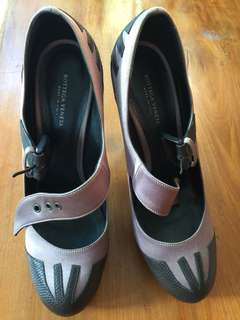 Bottega Veneta heels 38.5 not Gucci