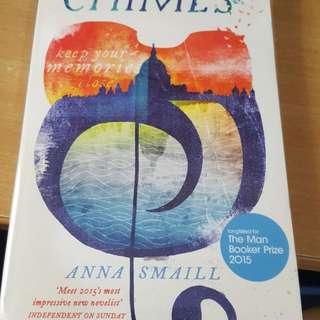 The chimes- Anna smaill