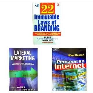 Bundle Bisnis Pemasaran / Marketing
