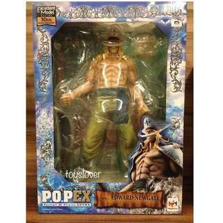 POP One Piece Edward Newgate (young man version)