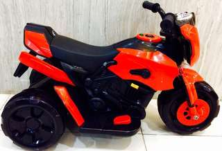 Red Mini BMW Rechargeable Ride On Motorcycle Big Bike