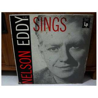 Eddy Nelson Sings Vinyl LP Record Columbia 6 Eye