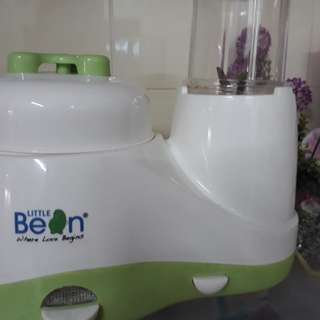 Little Bean Food Processor & Steamer