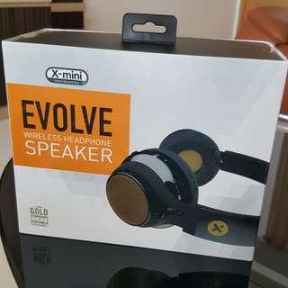 X-mini EVOLVE Wireless Headphones