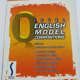 O level English model composition
