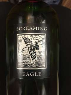 Screaming eagle Haut Brion Magux 吉樽.
