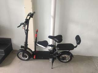 Mobot Lancer 2nd generation e scooter
