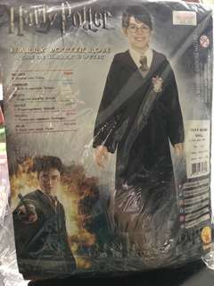HARRY POTTER COSTUME KIDS 4-6 YRS