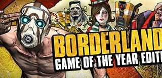 Borderlands: Game of the Year Edition Steam Code