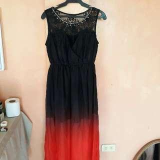 Summer inspired dress