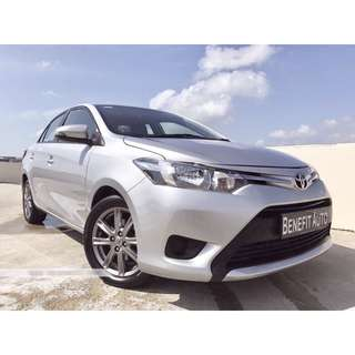 Facelift Vios $470 Upfront Only!