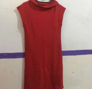 REPRICED (Preloved) Zara dress