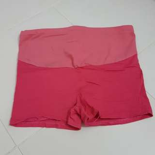 Maternity Pink Short Pants