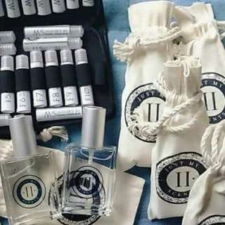 Earn extra income for being a reseller of perfume.