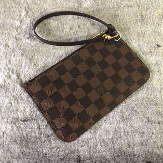 Louis Vuitton Neverfull Pouch PM size