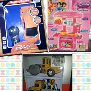 Super sale toys brandnew