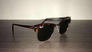 Rayban Clubmasters - Brand New