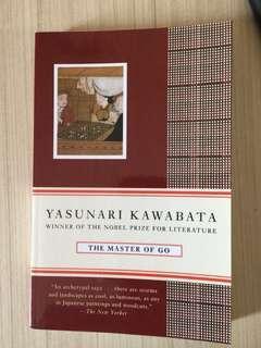 The Master of Go (Yasunari Kawabata) - Original Imported Book