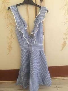 Unbranded blue dress