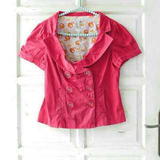 OUTER FOREVER RED APPLE COTTON