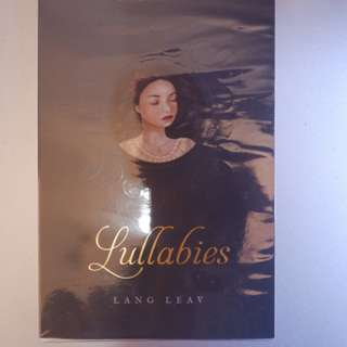 NEW LULLABIES - LANG LEAV