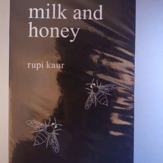 NEW MILK AND HONEY - RUPI KAUR
