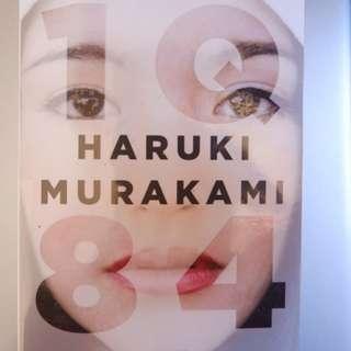 NEW 1Q84 - HARUKI MURAKAMI