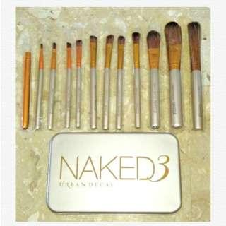 12pcs Make Up Brushes