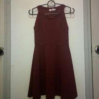 (Preloved)Skater Dress