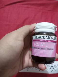 Blackmores Folate