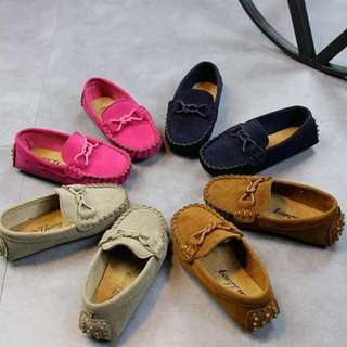Boy/ girl loafer shoes