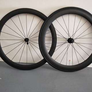 Carbon Road Bike Wheel set