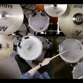 流行鼓及敲擊樂課程