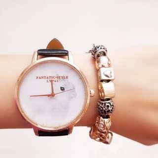 Winter Rabbit Design Watch