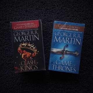 Game of Thrones (Books 1&2)