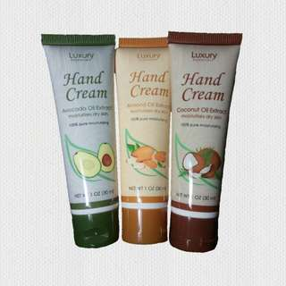 LUXURY ESSENTIALS HAND CREAM