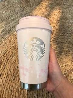 韓國Starbucks 櫻花杯