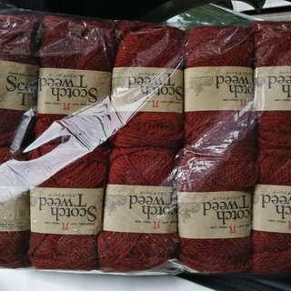 日本毛冷 yarn
