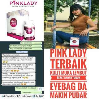 AUTHENTIC PINK LADY