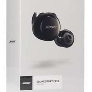 Brand New BOSE Soundsport Free