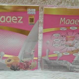 SUSU MAAEZ NEW PACKAGING