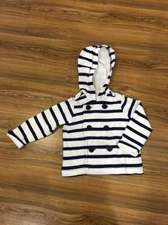 Baby cotton sweater
