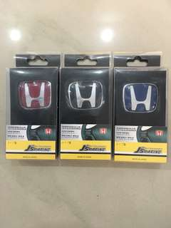 Honda Fit Jazz Steering Wheel Logo Badge Emblem FD GE GD GF