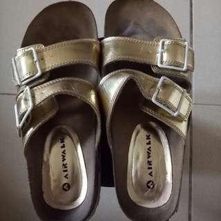 Preloved Airwalk Sandals (from Payless)