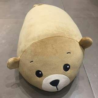 Bantal Boneka Beruang Lucu LIMITED ( Cylindrical Bear Plush Doll )