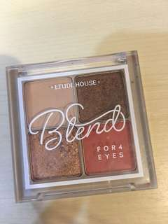 ETUDE HOUSE BLEND 4 EYES #2OrangeParty