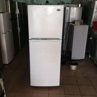 Samsung too door fridge One month warranty. Body conditions 80%ok Working conditions 100%ok You can call ro SMS/whatsup 01131838436